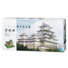Amazon   ナノブロック 姫路城   ブロック 通販