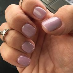 Elegant Gel Nail Art Designs 2018 - style you 7 Fake Gel Nails, Simple Gel Nails, Gel Polish Colors, Gel Nail Polish, Nail Colors, Gel Nail Art Designs, Short Nail Designs, Accent Nails, Design Ongles Courts