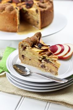 Healthy Rougemont Apple Pie | by Sonia! The Healthy Foodie