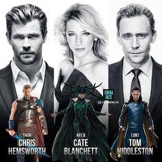 Siblings of Asgard.