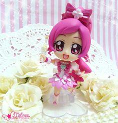 Chibi arts Pretty Cure Heartcatch Precure-Cure Blossom