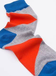 Prism socks   ayame