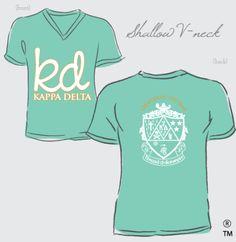 @geneologie Kappa Delta #kd Recruitment & Bid Day #sorority #greeklife
