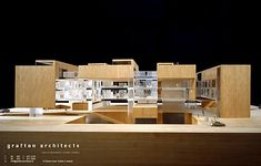 Images of a prototypical hospital, developed by Grafton Architects