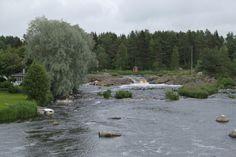 Pyhäjoki, Suomi
