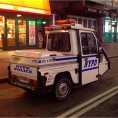 Interceptors II - NY Police.