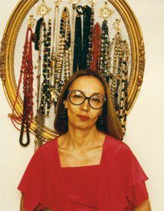 L'ultimo servizio fotografico a Oriana è quello di Oliviero Toscani del 1990, in occasione dell'uscita di Insciallah (7) - Foto - Oriana Fallaci