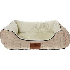 Cream Cuddler Pet Bed