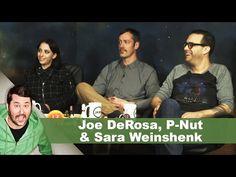 Joe DeRosa, P-Nut & Sara Weinshenk | Getting Doug with High