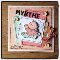 Myrthe - made by Sjoukje