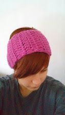 knittede headband