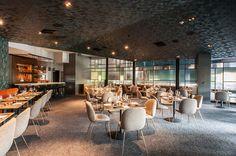 Restaurant Design   DTLA   Communal Table Lighting by iWorks   Made in LA