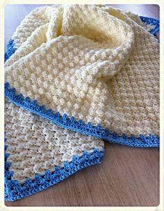 Baby deken haken