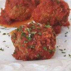 Sweet and Sour Meat Free Meatballs @ allrecipes.com.au