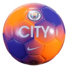 Manchester City Skills 16 Ball - WorldSoccershop.com | WORLDSOCCERSHOP.COM #Soccer  #Ball