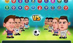 """""""Head Soccer La Liga"""" : les meilleurs joueurs de tête réunis sur smartphones !"""