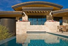 Paradise Valley Residence by Elizabeth A Rosensteel