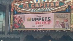 Muppets Most Wanted Media Screening