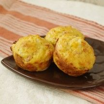 KAMUT® Brand Khorasan Wheat - Recipe Details for KAMUT Brand Khorasan Wheat Cottage Cheese Breakfast Muffins