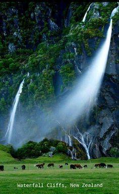 Scenic beauty...New Zealand