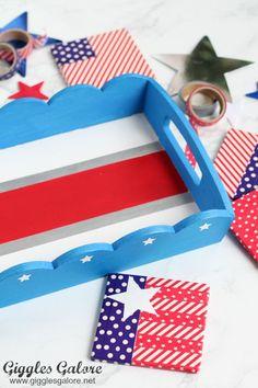Create a DIY Patriot