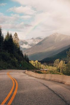 Camping Theme Ideas - - Camping Theme Decorations - Cant Wait To Go Camping Quotes - Camping Photography Stars - Camping Rezepte Camping Photography, Landscape Photography, Nature Photography, Rainbow Photography, Camping Aesthetic, Nature Aesthetic, T3 Vw, The Road, Beautiful Roads