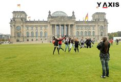 Overseas immigrants who intend to process their Germany Student Visa will need to apply for the #visa minimum of three months in advance to your intended arrival to Germany. #YAxisGermany #YAxisStudyAbroad