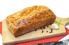 Κέικ πράσου με τυριά και γαλοπούλα - iPop