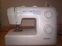 La machine à coudre SilverCrest de Lidl