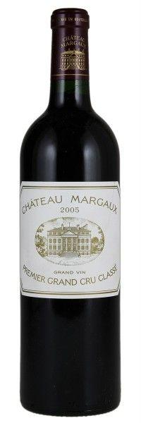 2005 Margaux. Type: Red Wine, Bordeaux Red Blends (Claret), Premier Cru (First Growth), 750ml. Region: France, Bordeaux, Margaux. 620$ (15.500 Kc)