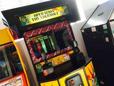 Came across this classic in a seaside arcade. Still looks new!