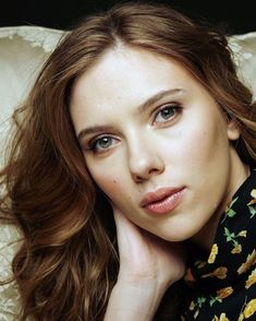 My beautiful queen #perfect #beautiful #scarlettjohansson #art #blackwidow #magnifique