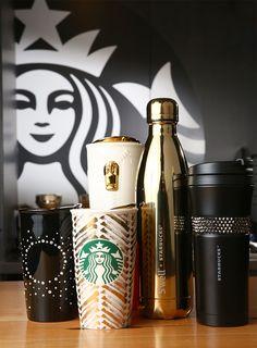 Descubre los nuevos modelos de termos de Starbucks para tomar tu café todas las…