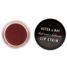 Beet Root + Hibiscus Lip Stain - Aster + Bay - $12.00 - domino.com
