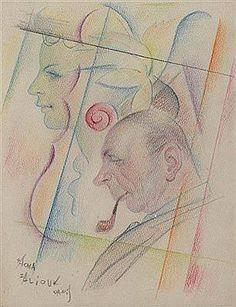 Sacha Zaliouk (1887–1971). [Pinned 22-i-2015]