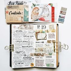 Week This is a personal favorite because it was the first time in awhile that I could focus on actual journaling rather than fill blank spaces with embellishments Bullet Journal Banners, Bullet Journal Page, Filofax, Journal Diary, Journal Notebook, Smash Book, Travelers Notebook, Travel Sketchbook, Creative Journal