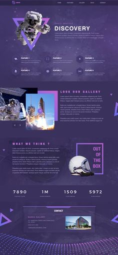 The finest landing page style inspiration from around the web. See more sample of Landing Page Website Designs inside. Discover Landing Page st. Web Design Trends, Cool Web Design, App Design, Web Design Websites, Web Design Quotes, Web Design Tips, Space Websites, Design Ideas, Flat Design