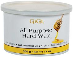 Best price on GiGi All Purpose Hard Wax Professional Spa Salon Gentle Body Hair Removal 14oz // See details here: http://makeupproductsmart.com/product/gigi-all-purpose-hard-wax-professional-spa-salon-gentle-body-hair-removal-14oz/ // Truly a bargain for the inexpensive GiGi All Purpose Hard Wax Professional Spa Salon Gentle Body Hair Removal 14oz // Check out at this low cost item, read buyers' comments on GiGi All Purpose Hard Wax Professional Spa Salon Gentle Body Hair Removal 14oz, and…