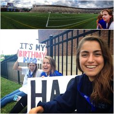 Where in the world is the Fieldhouse? Pitchside at the Boston Breakers final match of the season! #lovethegame #soccer #futbol