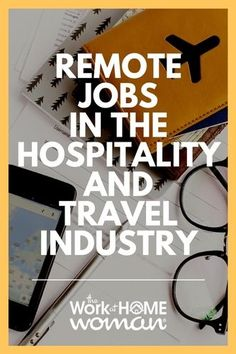 Remote Jobs in the Hospitality, Travel, and Tourism Industries - Would you like to earn discounted and free travel perks? If so, you're in luck! There are lots of - Travel Careers, Travel Jobs, Work Travel, Travel And Tourism, Free Travel, Travel Hacks, Travel Money, Budget Travel, Work From Home Opportunities