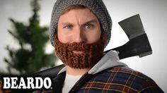 Beardo Original Beard Hat.