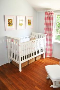 Under Crib Storage.. Though Iu0027m Not Sure There Is Even Room Under