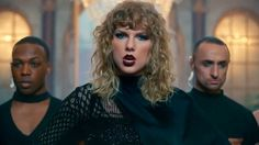 A first peek at Taylor Swifts Look What You Made Me Do video is here and omg