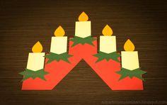 Idealaari on tarkoitettu inspiraatioksi kaikille askartelusta kiinnostuneille. Sivun malleja voi hyödyntää koulussa tai kotona askarrellessa. Hobbies And Crafts, Crafts To Make, Crafts For Kids, Christmas 2016, Christmas Art, Advent, Holiday Festival, Girl Scouts, Birthday Candles