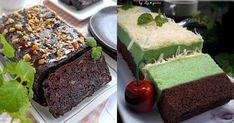 Brownies rumahan lebih enak karena menyesuaikan selera masing-masing. Delicious Cake Recipes, Yummy Cakes, Sweet Recipes, Brownies Kukus, Resep Cake, Steamed Cake, Pastry And Bakery, Recipies, Deserts