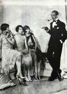5th September 1927: As 'Strike Up the Band' tryouts began with difficulty in Philadelphia, rehearsals for 'Smarty' (soon to be re-named 'Funny Face') began with Fred & Adele Astaire