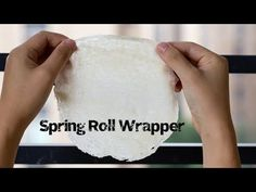 Easy Spring Roll Wrappers | China Sichuan Food