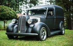 Dodge Other 1937 For Sale. 1937 Dodge Humpback Panel Delivery Truck