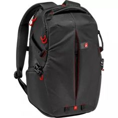 Manfrotto Prolight Reverse Access Backpack (MB PL-BP-R)-Manfrotto