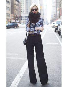 Joanna Hillman Fashion Pictures - Images of Joanna Hillman's Style - Harper's BAZAAR